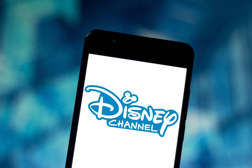 June 5, 2019 - Brazil - In this photo illustration the Disney Channel logo is seen displayed on a smartphone. Brazil PUBLICATIONxINxGERxSUIxAUTxONLY - ZUMAs197 20190605_zab_s197_166 Copyright: xRafaelxHenriquex
