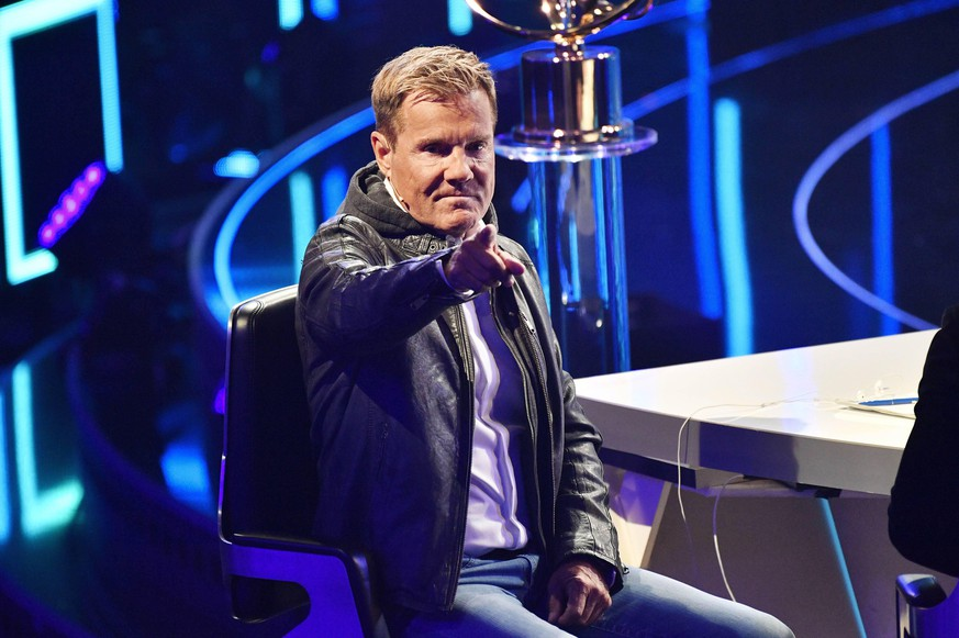 Dieter Bohlen beim Finale der 16. Staffel der RTL-Castingshow Deutschland sucht den Superstar / DSDS 2019 im MMC Coloneum. Köln, 27.04.2019 *** Dieter Bohlen at the final of the 16 season of the RTL Castingshow Germany is looking for the superstar DSDS 2019 in the MMC Coloneum Cologne 27 04 2019 Foto:xF.xKernx/xFuturexImage