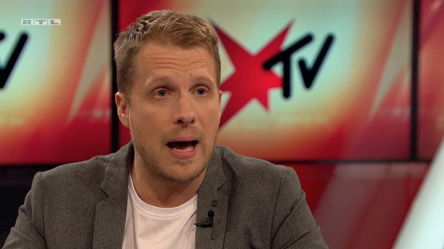Stern tv: Oli Pocher
