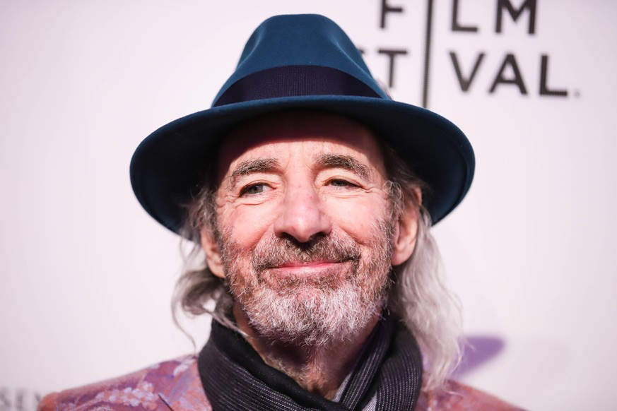 April 28, 2019 - New York, New York, United States - Actor and voice of multiple characters Harry Shearer attends Tribeca TV: The Simpsons 30th Anniversary during the 2019 Tribeca Film Festival at BMCC Tribeca PAC on April 28, 2019 in New York City. New York U.S. PUBLICATIONxINxGERxSUIxAUTxONLY - ZUMAv122 20190428_zap_v122_034 Copyright: xWilliamxVolcovx